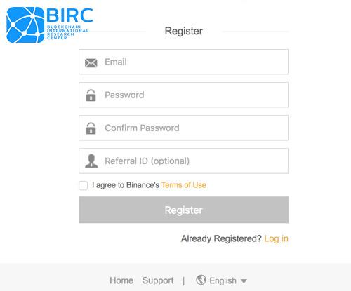 ثبت نام در صرافی ارز دیجیتال