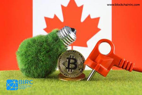 استخراج بیت کوین با انرژی سبز در کانادا