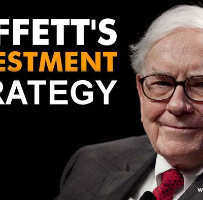 نگاهی به استراتژی سرمایه گذاری وارن بافت